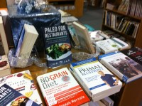 Paleo books at Frugal Muse