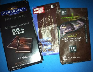ghirardeli 300x230 Very Dark Chocolate   MadisonPaleo Taste and Tell