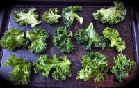 Joe's easy paleo kale chips